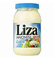 Maionese Liza Light Pote 500 g