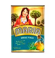 Azeite Composto Maria Ervas Finas 500ml Lata