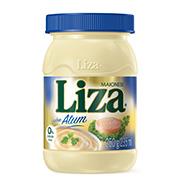Maionese Liza Sabor Atum 250ml