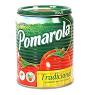 Molho de Tomate Pomarola Tradicional Lata 340