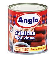 Salsicha Anglo Tipo Viena 180g