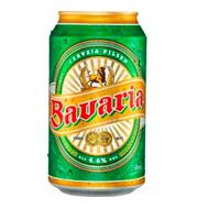 Cerveja Pilsen Bavaria Lata
