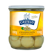 Champignon Castelo 100g Pote De Vidro