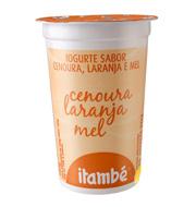 Iogurte Itambé Cenoura Laranja e Mel 180g