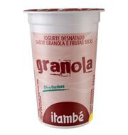 Iogurte Itambé Desnatado com Granola e Frutas