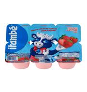 Iogurte Itambé Polpa Morango 600g (6 unidades