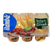 Iogurte Itambé Polpa com Cereais 600g (6 unid