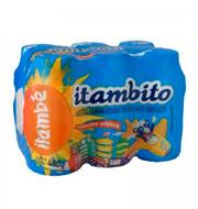 Leite Fermentado Itambito 480g (6 unidades)