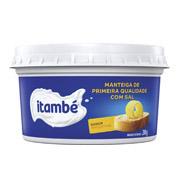 Manteiga Itambé Com Sal 200g