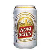 Cerveja Nova Schin Pilsen 350ml Lata