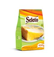 Mistura P/bolo Seleto Milho Cremoso 400g Paco
