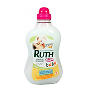 Amaciante Ruth Care Baby Ylang Ylang 1l Pet