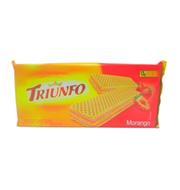 Biscoito Wafer Triunfo Morango 145g