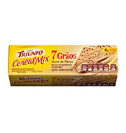 Biscoito Cereal Mix Triunfo 7graos 200g Pacot