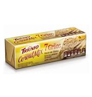 Biscoito Triunfo Cereal Mix Linhaça 180g