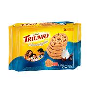 Biscoito Triunfo Amanteigado Leite/chocolate