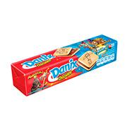 Biscoito Danix Recheado Chocolate 140g Pacote