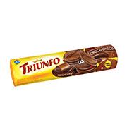 Biscoito Recheado Triunfo Chocolate 120g Paco