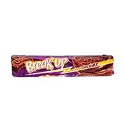 Biscoito Recheado Break Up Choc/chocolate 120