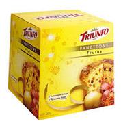 Panettone Triunfo Frutas 400g