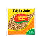 Feijao Jalo Campo Belo Tp1 500g Pacote