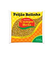Feijao Bolinha Campo Belo 500g Pacote