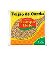 Feijao Corda Campo Belo 500g Pacote