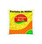 Farinha Milho Campo Belo 500g Pacote