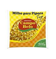 Milho Pipoca Top Campo Belo 500g Pacote