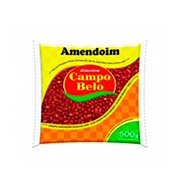 Amendoim Campo Belo 500g Pacote