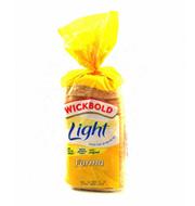 Pão com Ervas Light 0% Gordura Wickbold 350g