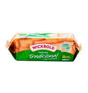 Torrada Wickbold Tradicional 140g Pacote