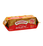 Torrada Wickbold Integral 140g Pacote