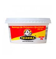 Manteiga Teixeira Pote C/sal 200g Pote