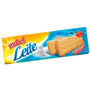 Biscoito Mabel Leite 180g Pacote