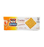 Biscoito Quaker Cream Cracker Aveia E Mel 190