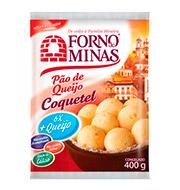 Pão De Queijo Forno De Minas Coquetel 1kg