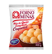 Pao De Queijo Forno de Minas 500g Coquetel