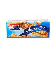 Biscoito Adria  Agua Sal 200g Pacote