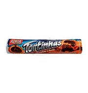 Biscoito Tortinhas Adria Chocolate/avelà 160g