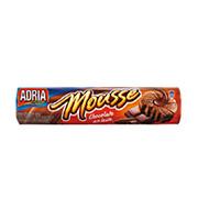 Biscoito Adria Mousse Morango/choc 150g Pacot