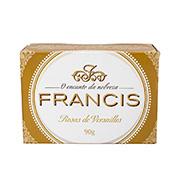 Sabonete Francis Branco 90g Caixinha