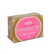 Sabonete Francis Classico Rosa 90g Caixinha