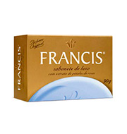 Sabonete Francis Classico Lilas 90g Caixinha