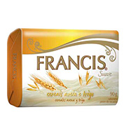 Sabonete Francis Cereais Suave 90g