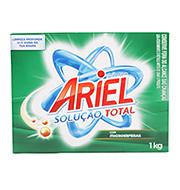 Sabão Em Pó Ariel Solução Total 1kg