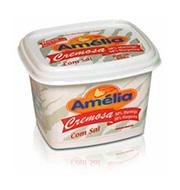 Margarina Amélia Cremosa Com Sal 500g Pote