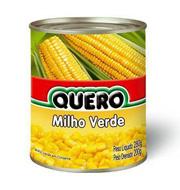 Milho Verde em Conserva Lata Quero 200 g