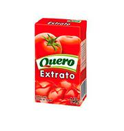 Extrato De Tomate Quero 140g Caixinha