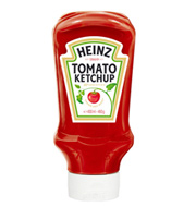 Catchup Heinz Tomato 397g